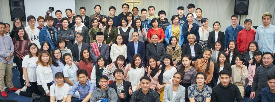 Foto Bersama Jemaat GIII Osaka
